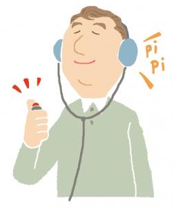 聴力測定、語音弁別能測定